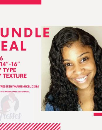 3 Bundle Deal $206