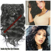 Extensions Clip In Hair